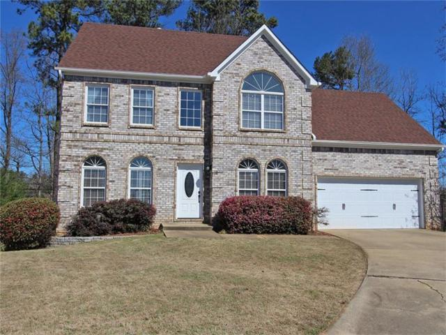 11835 Red Maple Forest Drive, Alpharetta, GA 30005 (MLS #5889640) :: North Atlanta Home Team