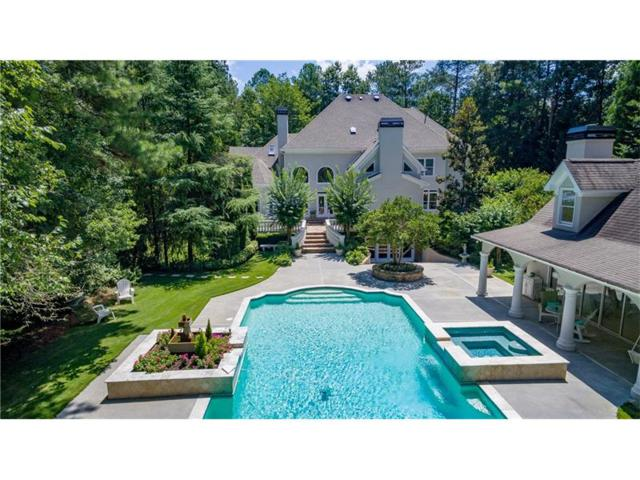 150 Hopewell Grove Drive, Milton, GA 30004 (MLS #5889682) :: North Atlanta Home Team