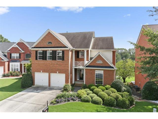 2251 Vernon Oaks Way, Dunwoody, GA 30338 (MLS #5889687) :: North Atlanta Home Team