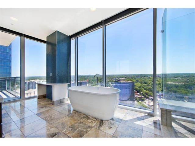 1065 Peachtree Street NE #2905, Atlanta, GA 30309 (MLS #5889691) :: Kennesaw Life Real Estate