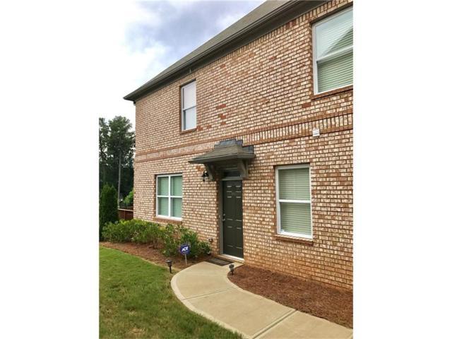 805 Pleasant Hill Road NW #331, Lilburn, GA 30047 (MLS #5889720) :: North Atlanta Home Team