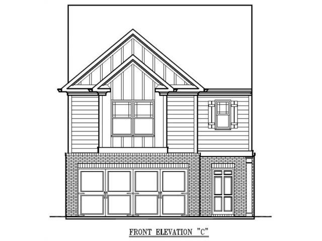 3885 Nixon Grove Drive #135, Douglasville, GA 30135 (MLS #5889807) :: RCM Brokers