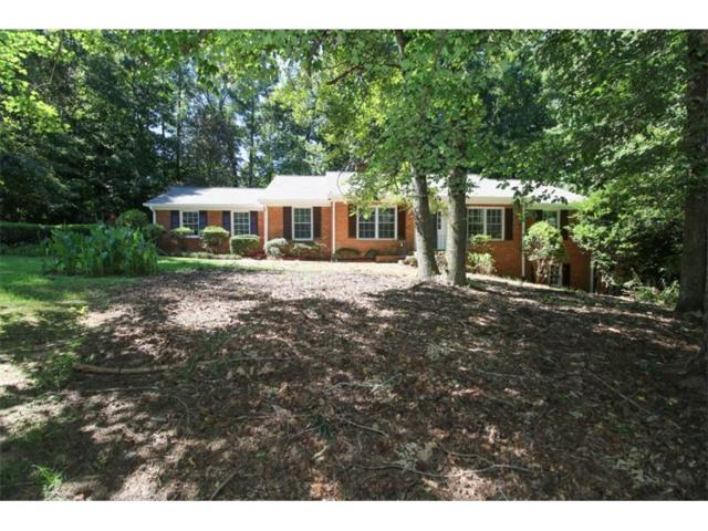 200 Cedar Springs Drive, Athens, GA 30605 (MLS #5890176) :: North Atlanta Home Team