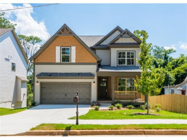 1407 Marion Street SE, Atlanta, GA 30315 (MLS #5890186) :: North Atlanta Home Team
