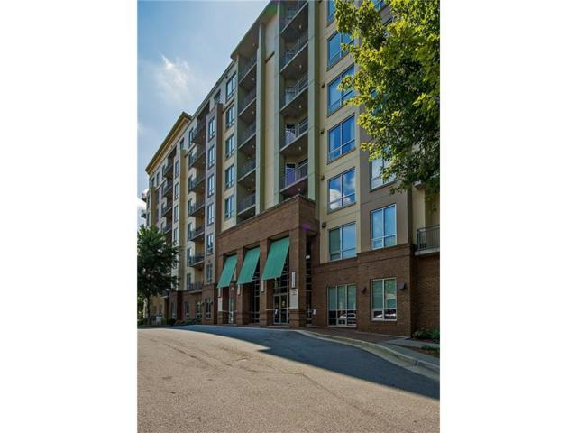 711 Cosmopolitan Drive NE #341, Atlanta, GA 30324 (MLS #5890384) :: North Atlanta Home Team