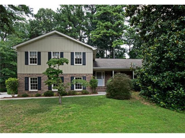 1365 Brawley Circle NE, Brookhaven, GA 30319 (MLS #5890480) :: North Atlanta Home Team