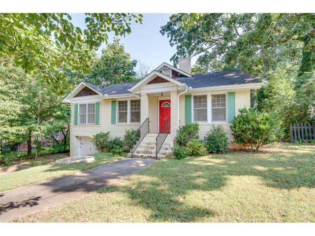 1837 Lyle Avenue, Atlanta, GA 30337 (MLS #5890710) :: North Atlanta Home Team