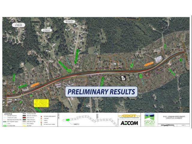 3618 Cumming Highway, Canton, GA 30115 (MLS #5890787) :: Path & Post Real Estate