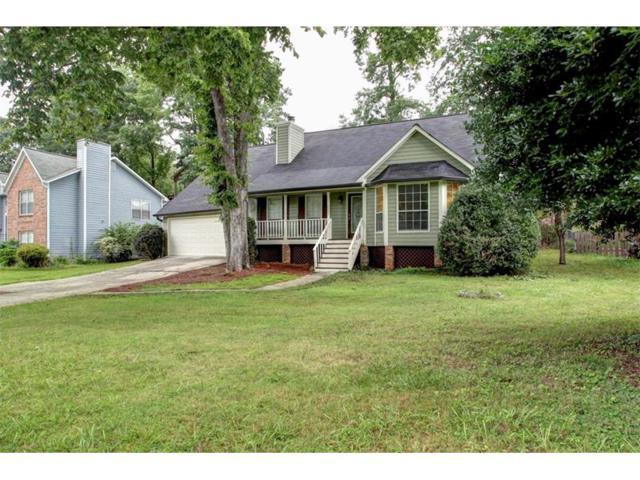 2082 Winsburg Drive NW, Kennesaw, GA 30144 (MLS #5891038) :: RE/MAX Paramount Properties