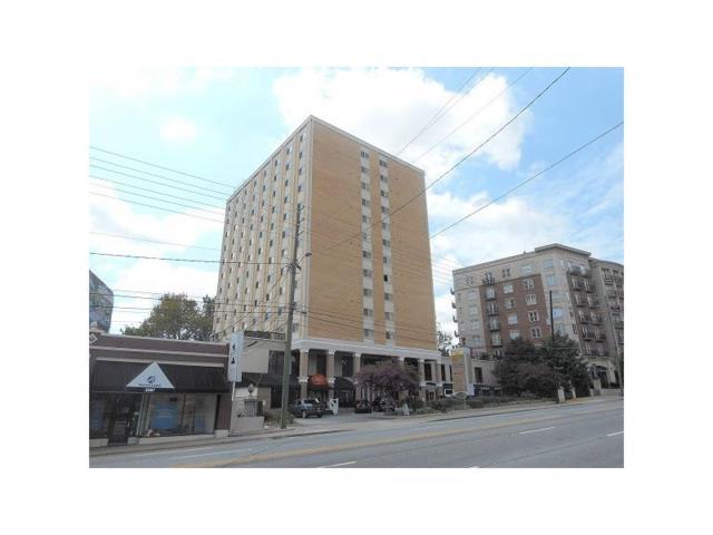 2285 Peachtree Road NE #310, Atlanta, GA 30309 (MLS #5891046) :: North Atlanta Home Team