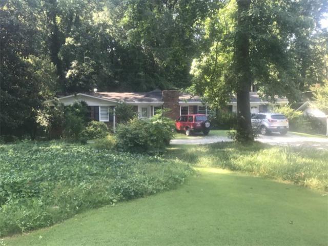 615 Glenforest Road, Atlanta, GA 30328 (MLS #5891351) :: North Atlanta Home Team