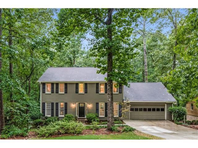 2569 Woodland Path, Marietta, GA 30062 (MLS #5891638) :: North Atlanta Home Team