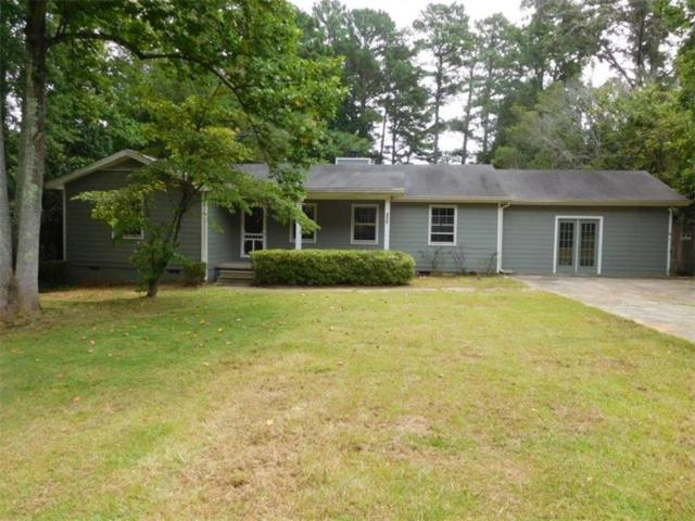 4439 Luther Ward Road, Powder Springs, GA 30127 (MLS #5891688) :: North Atlanta Home Team