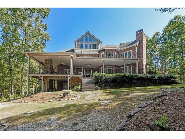 554 Vandiviere Road, Dawsonville, GA 30534 (MLS #5891756) :: North Atlanta Home Team