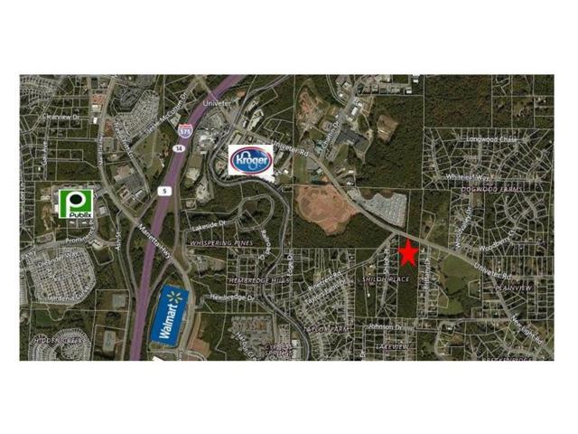 0 Univeter Road, Canton, GA 30115 (MLS #5891757) :: Path & Post Real Estate