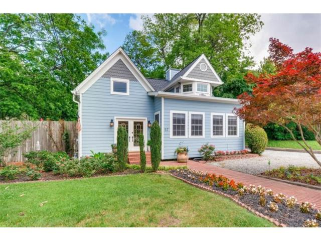 57 Thrasher Street, Norcross, GA 30071 (MLS #5891813) :: North Atlanta Home Team