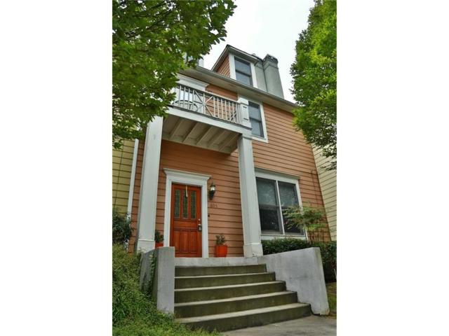 605 Irwin Street NE #605, Atlanta, GA 30312 (MLS #5891966) :: North Atlanta Home Team