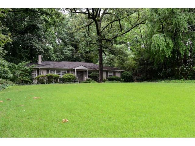 3135 Wood Valley Road NW, Atlanta, GA 30327 (MLS #5891970) :: The Hinsons - Mike Hinson & Harriet Hinson