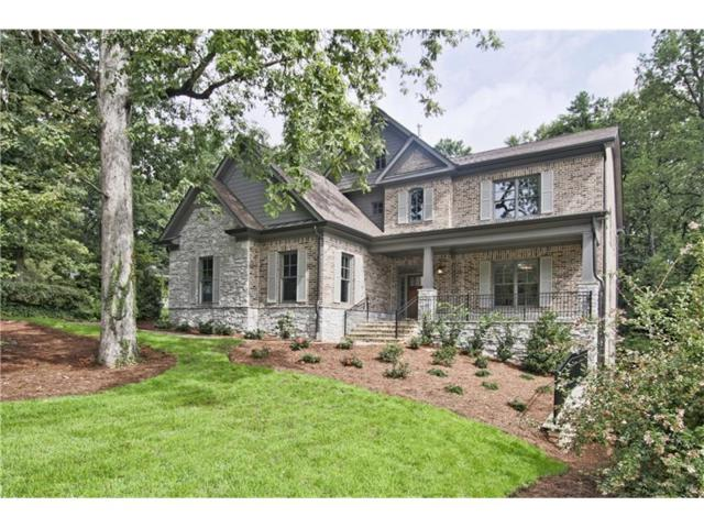 738 Burke Road NE, Atlanta, GA 30305 (MLS #5892032) :: The Hinsons - Mike Hinson & Harriet Hinson