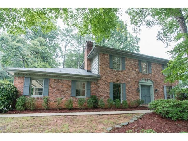 3512 Castleridge Drive, Tucker, GA 30084 (MLS #5892036) :: North Atlanta Home Team