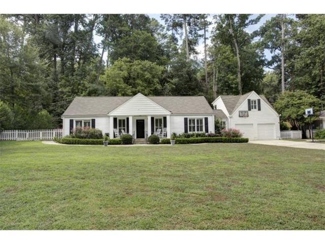 694 Wesley Drive NW, Atlanta, GA 30305 (MLS #5892200) :: North Atlanta Home Team