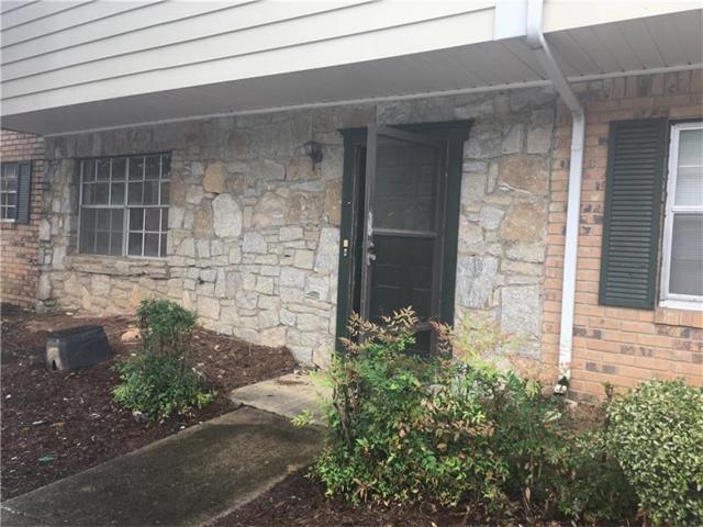 4701 Flat Shoals Road 45G, Union City, GA 30291 (MLS #5892293) :: North Atlanta Home Team