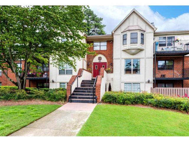 6851 Roswell Road O12, Sandy Springs, GA 30328 (MLS #5892296) :: North Atlanta Home Team