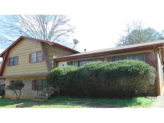 790 Needle Rock Drive, Stone Mountain, GA 30083 (MLS #5892344) :: North Atlanta Home Team