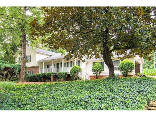 260 Timber Laurel Lane, Lawrenceville, GA 30043 (MLS #5892440) :: North Atlanta Home Team