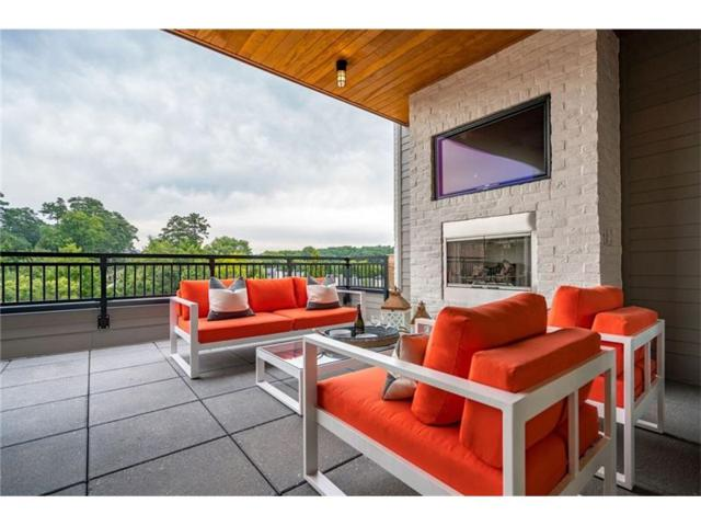 908 Lenox Boulevard NE #5, Atlanta, GA 30324 (MLS #5892442) :: North Atlanta Home Team