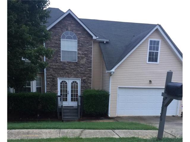 2836 Red Lodge Way, Douglasville, GA 30135 (MLS #5892481) :: North Atlanta Home Team