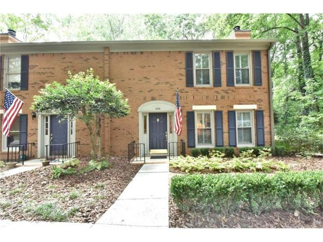 1136 Morningside Place NE, Atlanta, GA 30306 (MLS #5892505) :: North Atlanta Home Team