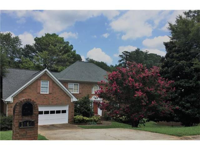 1060 Kelvington Way SW, Lilburn, GA 30047 (MLS #5892634) :: North Atlanta Home Team
