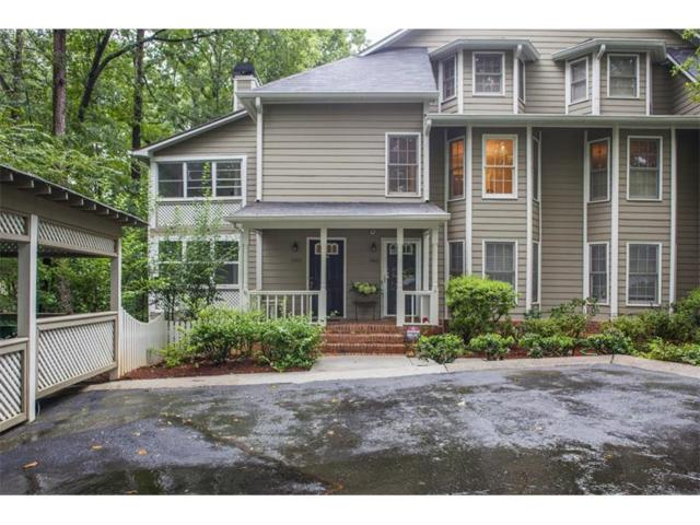 1482 Oakridge Circle #1482, Decatur, GA 30033 (MLS #5892648) :: North Atlanta Home Team
