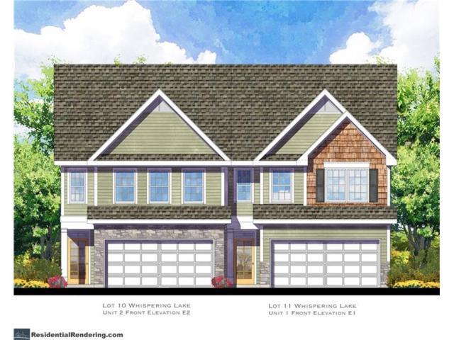 2347 Whispering Drive NW, Kennesaw, GA 30144 (MLS #5892704) :: North Atlanta Home Team