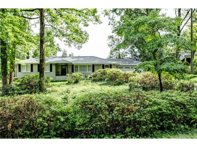 365 Highbrook Drive NE, Atlanta, GA 30342 (MLS #5892716) :: North Atlanta Home Team