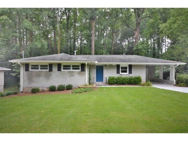 1631 Tryon Road NE, Brookhaven, GA 30319 (MLS #5893048) :: North Atlanta Home Team