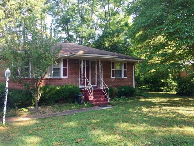 1763 Crest Ridge Drive SE, Marietta, GA 30067 (MLS #5893055) :: North Atlanta Home Team