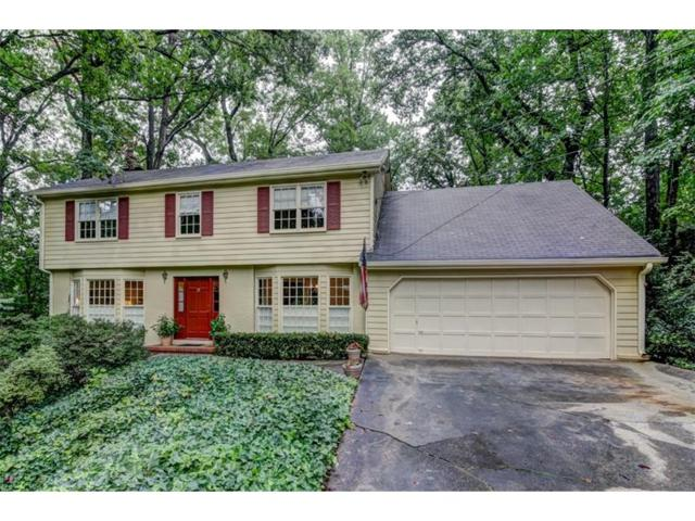 5655 Windy Ridge Drive, Sandy Springs, GA 30342 (MLS #5893146) :: North Atlanta Home Team