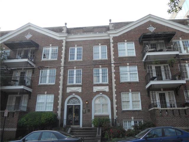 61 16th Street NE #4, Atlanta, GA 30309 (MLS #5893211) :: RCM Brokers
