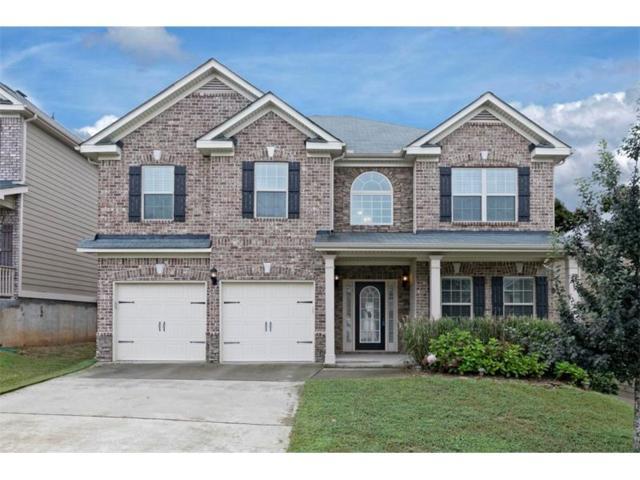 925 Sublime Trail, Canton, GA 30114 (MLS #5893267) :: Path & Post Real Estate