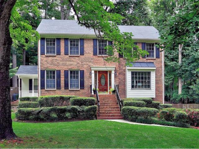 198 Weatherstone Parkway, Marietta, GA 30068 (MLS #5893341) :: North Atlanta Home Team