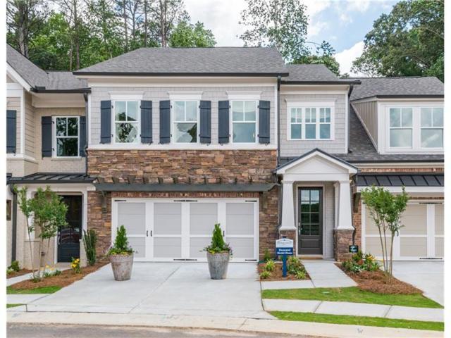 125 Bellehaven Drive #10, Woodstock, GA 30188 (MLS #5893443) :: Path & Post Real Estate