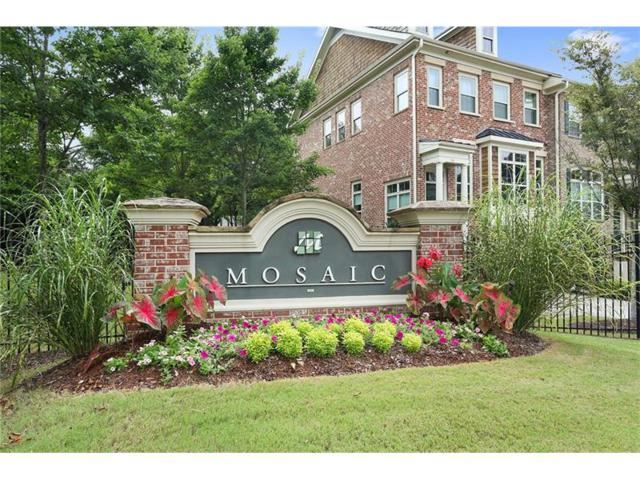 1574 Mosaic Way #64, Smyrna, GA 30080 (MLS #5893640) :: North Atlanta Home Team