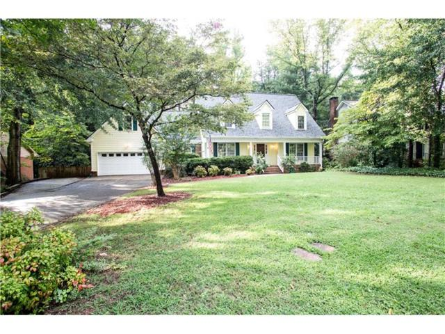 6165 Courtside Drive, Peachtree Corners, GA 30092 (MLS #5893735) :: Rock River Realty