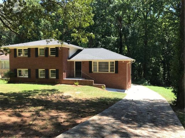 557 NW Collier Ridge Drive NW, Atlanta, GA 30318 (MLS #5893747) :: North Atlanta Home Team