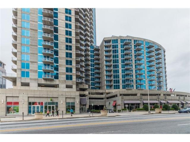 400 W Peachtree Street NW #1307, Atlanta, GA 30308 (MLS #5893786) :: North Atlanta Home Team
