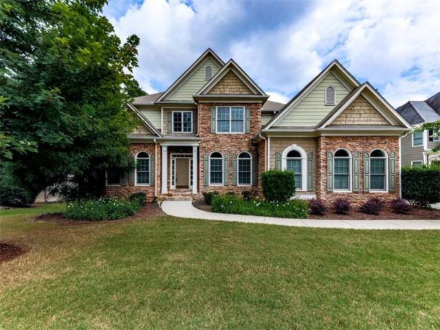 536 Highcrest Drive, Acworth, GA 30101 (MLS #5893823) :: North Atlanta Home Team