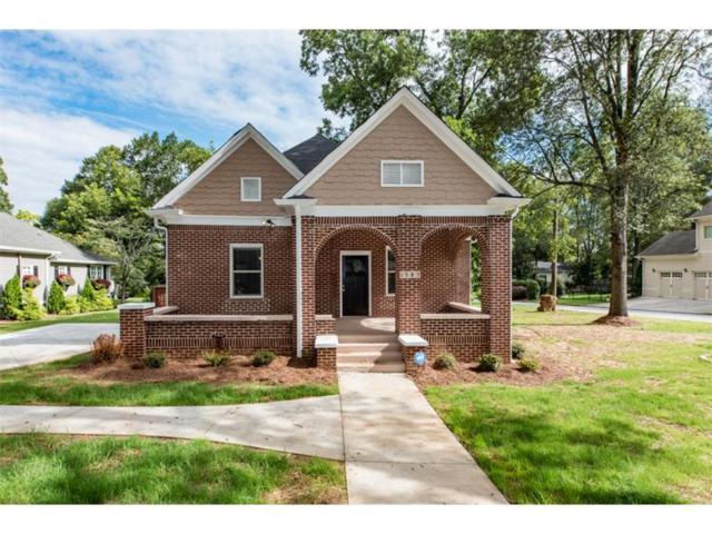 1585 Mercer Avenue, College Park, GA 30337 (MLS #5893918) :: North Atlanta Home Team