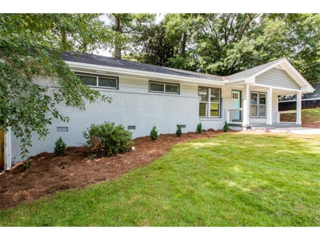 3465 Jackson Drive, Decatur, GA 30032 (MLS #5893958) :: North Atlanta Home Team